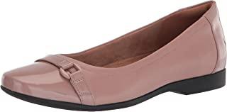 Clarks Un Darcey Go 女士芭蕾平底鞋