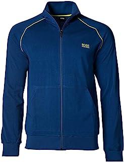HUGO BOSS 雨果博斯 Mix&Match Z 男式弹力棉制休闲长袖外套,常规版型
