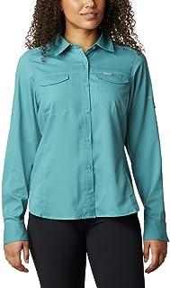 Columbia 女士 Silver Ridge Lite 长袖衬衫