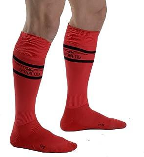 Mister B 城市足球袜,红色口袋