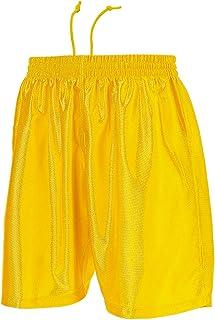 wundou 基本款 装 足球 裤子 黄色 P8001-21 黄色