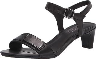 ECCO 爱步 女式 Shape 时尚踝带高跟凉鞋