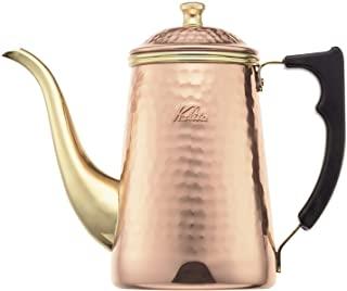 Kalita 咖啡壶 滴滤式* 铜 0.7升 #52262