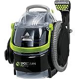 BISSELL 15585 SpotClean Pet Pro 便携式吸尘器,750W,84分贝,黑色/绿色