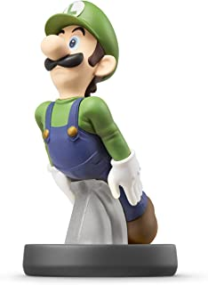 任天堂 Amiibo Luigi USA