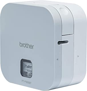 Brother 兄弟 P-touch 立方形蓝牙标签机(适用于3.5-12毫米宽的Tze标签胶带 打印速度可达20毫米/秒)