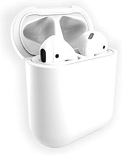 TWS i12 耳塞蓝牙 5.0 耳机触摸控制弹出式连接自动配对高清立体声,适用于游戏、工作、运动、表演、旅行耳机、音乐、IPX7 防水耳塞白色