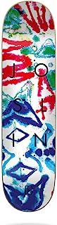 Plan B 中性_成人 Light Joslin 21.32 厘米 x 81.64 厘米甲板滑板,多色(多色),21.32 厘米 x 81.64 厘米