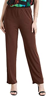 Jostar 女士弹性大长裤