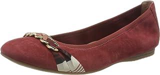 Tamaris 女士 1-1-22104-24 芭蕾舞鞋 Touch-IT