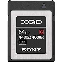 SONY 索尼 XQD G系列 专业存储卡(QD-G64F / J),64GB
