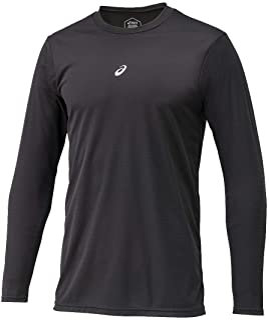 ASICS 亚瑟士 NEORIVIVE系列 棒球汗衫 长袖 少年款 中等贴合度 2124A030