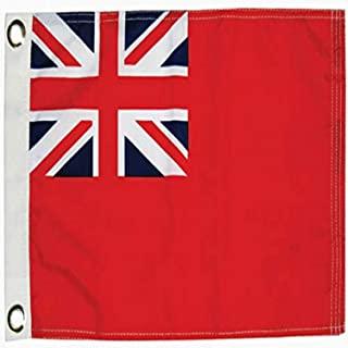 Taylor Made Products 93154 93154 英国商人国旗 12x18,划船硬件和维修用品