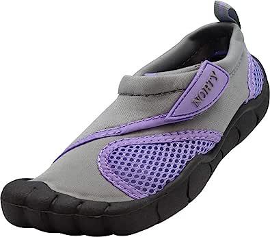 NORTY - 女童骨头魔术贴封闭水上鞋