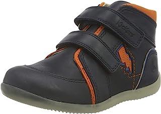 Kickers 女童 Biboy Power 短靴