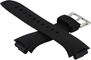 Casio 卡西欧 正品替换表带 适用于 G Shock Watch 型号 # G-610-3A、G-610-7A、G-611-2A、G-600-1A、G-601-1A