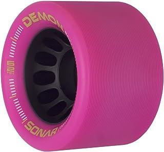 Sonar Wheels - Demon EDM - 滑冰轮 - 4 个装 43 毫米 x 62 毫米轮子