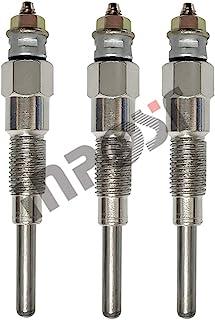 INPOST 3 件发光插头适用于 Kubota D722 D902 D905 D1005 D1105 RTV900 RTV1100 拖拉机 B1700D B1700E ZD326 ZD331 BX1800D 1685 1-655 10 168...