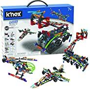 积木套装 K'nex 中级 60 型,适合 7 岁