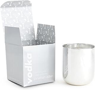 Jonathan Adler 流行伏特加香味蜡烛,银色