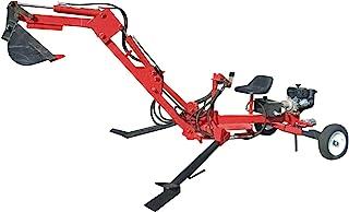 便携式后铲计划DIY 轨道挖掘机花园挖掘机挖掘机,构建您自己的