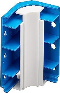 Habengut PVC底板内角,颜色:白色内容:1 件 - 用于房间角落