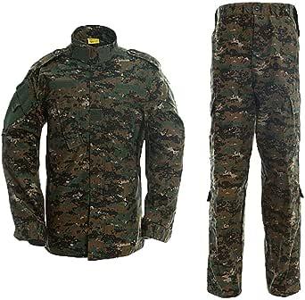AKARMY 中性款轻质*迷彩战术迷彩狩猎战斗BDU制服军装套装