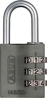 ABUS 密码锁145铝