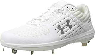 Under Armour Men's Yard Low St Baseball Shoe US