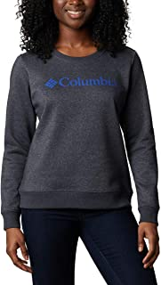 Columbia 徽标圆领衫