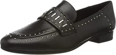 Geox 女士 D Marlyna B 乐福鞋