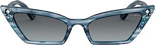 Vogue 女式 Vo5282bm *猫眼太阳镜