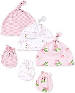 The Children's Place 女童帽子和手套6件套