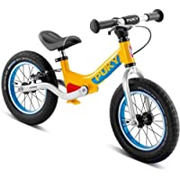 Puky 4080 –儿童平衡车LR Ride,户外/运动,黑色
