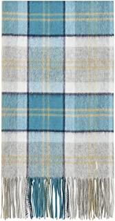 Venus 苏格兰格子围巾 9219614 女式