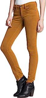 Hybrid & Company 女式超舒适弹力牛仔布 5 口袋牛仔裤