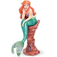 Enesco Disney Showcase Couture de Force 小美人鱼爱丽儿小雕像,7.8英寸/约19…