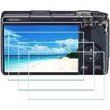 GR III 屏幕保护膜,适用于 Ricoh GR III 数码相机,ULBTER 0.3 毫米 9H 硬度钢化玻璃,R…