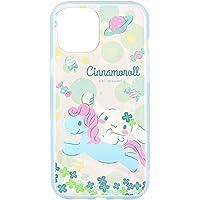 Gourmandise 三丽鸥卡通人物 IIIIfit Clear iPhone12 Pro Max(6.7英寸)对应壳…