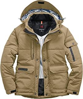 [Burtle] 防寒夹克 (附带大号兜帽) (男女通用) 秋冬款 7510