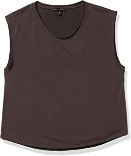 Dolce Vita 女式猎人 T 恤短袖针织衫