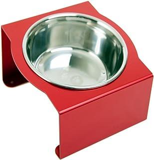 MATUMI (马自达) 阿瓦斯 食物碗架 S尺寸 红色