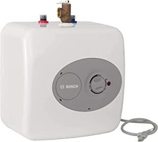 Bosch 热水 ES8 Tronic 3000 热水器 白色 4 Gallon 7738004997 需配变压器