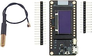 WINGONEER LORA32 V2.0 433MHz ESP32 LoRa OLED 0.96英寸显示屏SD卡蓝色蓝牙WiFi模块带天线