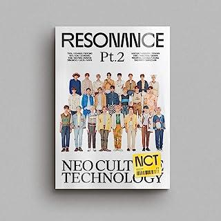 SM Entertainment NCT - *二张专辑 RESONANCE Pt.2 [Departure ver.] 专辑 + 海报 + 购物车照片供应商