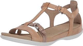 ECCO 女式夏季搭扣凉鞋