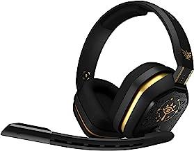 ASTRO Gaming A10 游戏耳机,带数据线,Zelda 版,轻便耐用,杜比ATMOS,3.5毫米接口,Xbox 系列 X|S,Xbox One,PS5,PS4,Nintendo Switch,PC,Mac,智能手机 - 黑色/金色