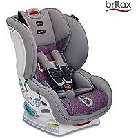 美版 Britax MARATHON ClickTight Convertible儿童安全座椅, TWILIGHT 暮光…