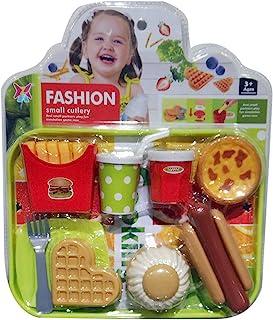 Kidz 438702 Fast Food 宇宙空间 带托盘 彩色