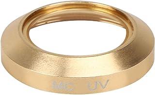 Qiilu 镜头滤镜,光学玻璃 MC UV 镜头滤镜,防水防油,适用于 DJI Mavic 2 Zoom